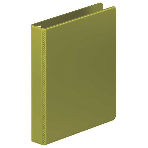 "Wilson Jones 1"" Army Green Ultra Duty D-Ring Binder"