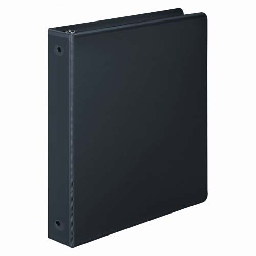 1inch Black View Binders