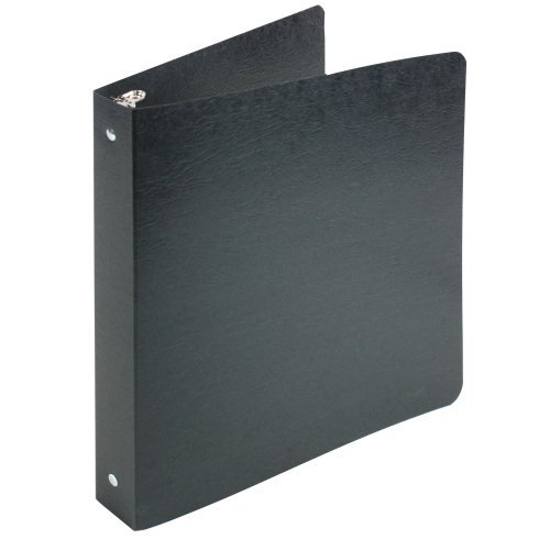 Black PRESSTEX Ring Binders Image 1