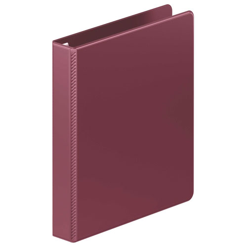 Red 3 Ring Binders Image 1