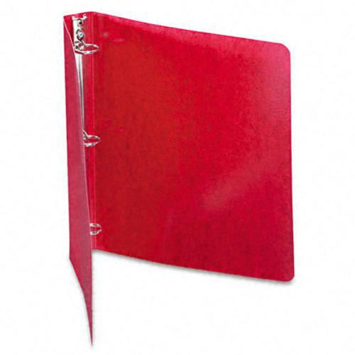 Executive Red PRESSTEX Binder Image 1