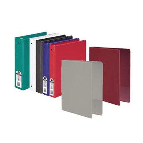 Assorted Heavy Duty Round Ring Binders Image 1