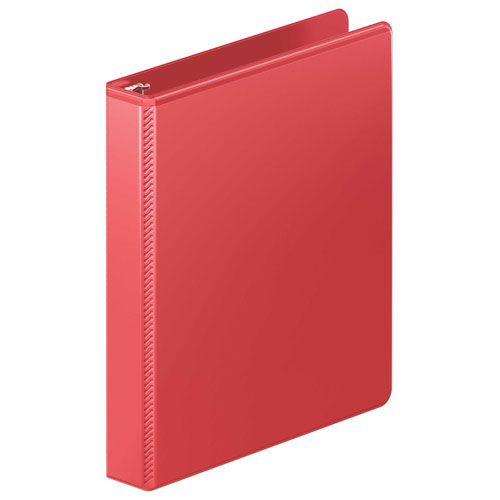 "Wilson Jones 1"" Red Heavy Duty D-Ring View Binder 12pk (W385-14-1797PP), Wilson Jones brand Image 1"
