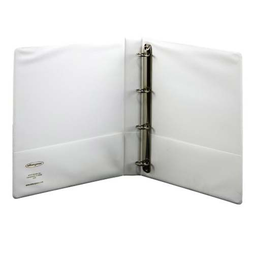 "Wilson Jones 1"" White A4 International Binders 12pk (W40813), Wilson Jones brand Image 1"