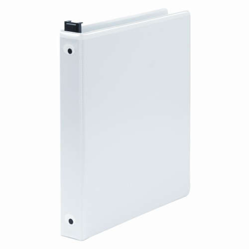White Hanging View Binders