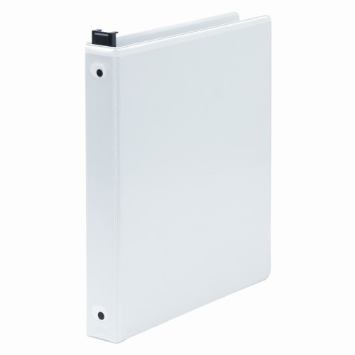 "Wilson Jones 1"" White Hanging View Binders 12pk (W393-14W)"