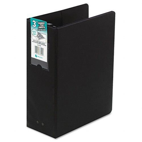 "Wilson Jones 2"" Black Large Capacity Vinyl Binders 2pk (W365-44B), Wilson Jones brand Image 1"
