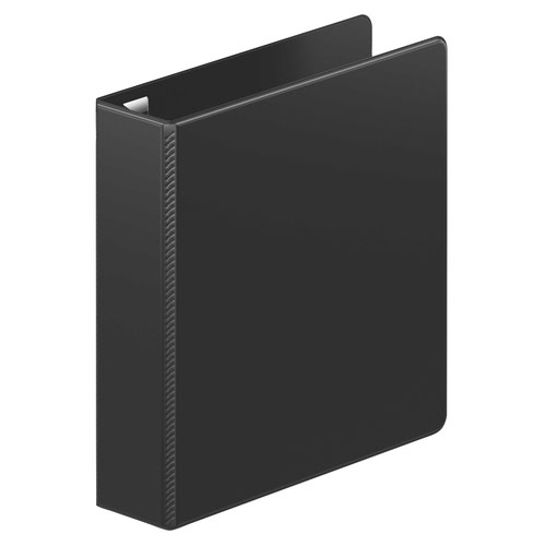 "Wilson Jones 2"" Black Ultra Duty D-Ring Binder 8pk (W87606PP2) Image 1"
