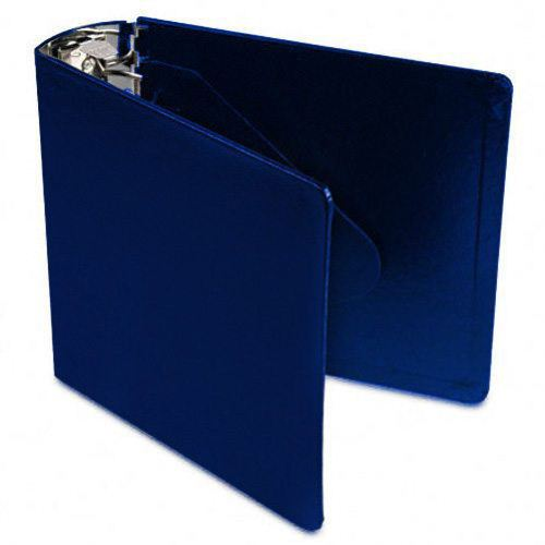 "Wilson Jones 2"" Blue Casebound DublLock Ring Oversize Binders 12pk (W346-90NB) Image 1"