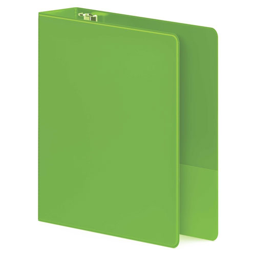 "Wilson Jones 2"" Chartreuse Heavy Duty D-Ring Binder 8pk (W384-44-376PP) Image 1"