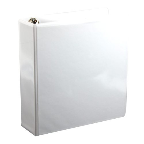 White A4 International Binders