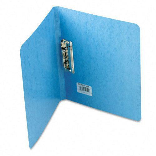 "Wilson Jones 5/8"" Light Blue PRESSTEX Grip Binder 1pk (A7042522A) Image 1"