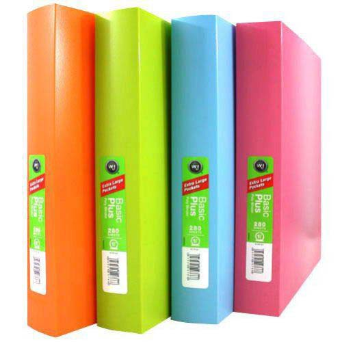 Wilson Jones Basic Plus Flex Poly Binders