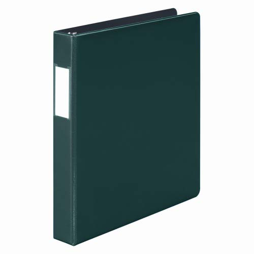 Wilson Jones Hunter Green Heavy Duty Opaque D-Ring Binders (WJHDODRBHGN) Image 1