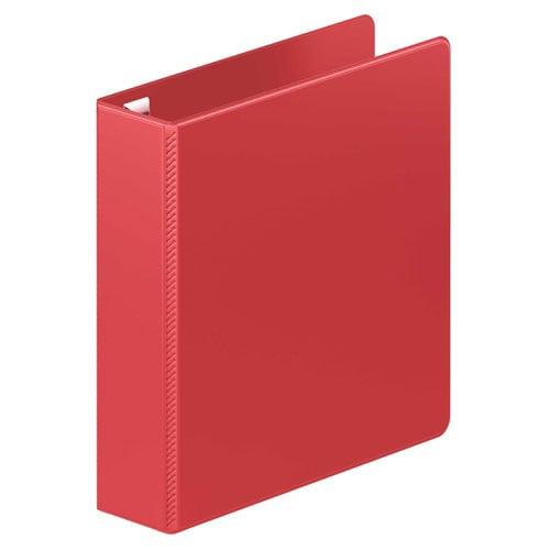 Wilson Jones Red Ultra Duty D-Ring Binders (WJUDDRBRD), Wilson Jones brand Image 1