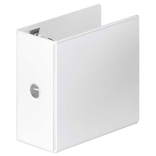 Wilson Jones White Ultra Duty D-Ring View Binders (WJUDDRVBPWH), Wilson Jones brand Image 1
