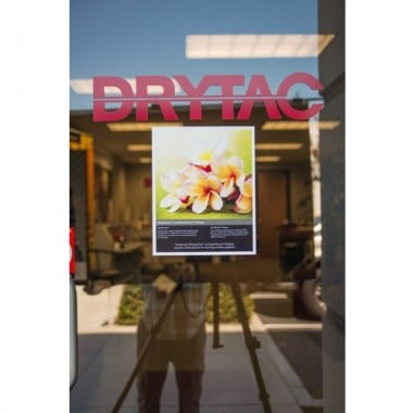 "Drytac WindowTac 41"" x 164' Pressure Sensitive Mounting Adhesive (PWD41164) Image 1"