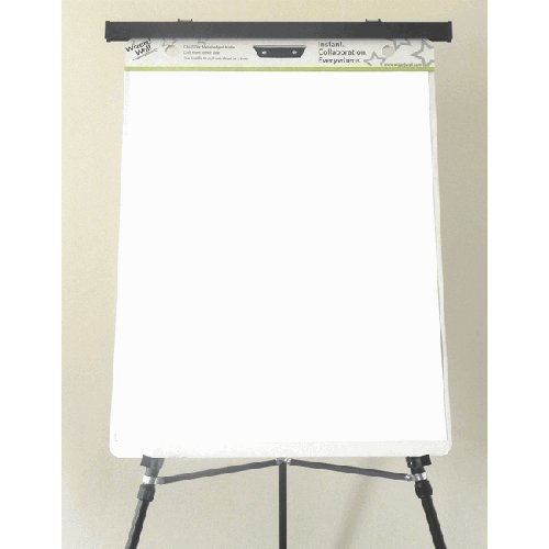 White Wizard Wall Easels Image 1