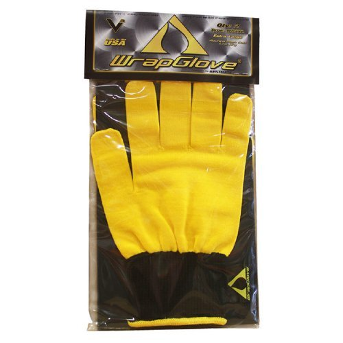 WrapGlove Vinyl Wrap Gloves (Small) - 1 Pair (WG1S), WrapGlove brand Image 1