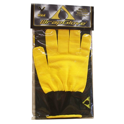 WrapGlove Vinyl Wrap Gloves (Large) - 1 Pair (WG1L), WrapGlove brand Image 1