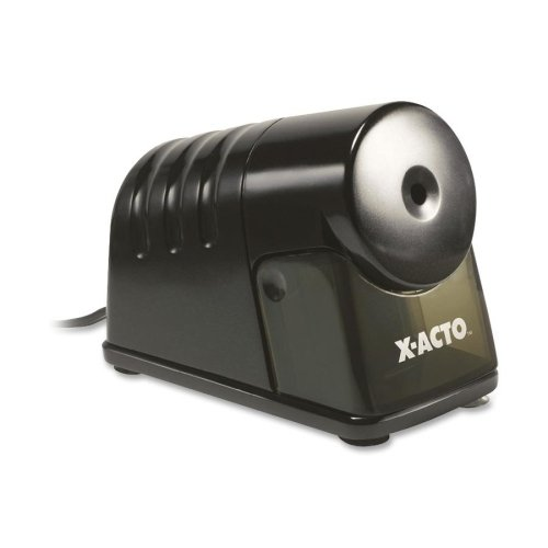 X-Acto Black Powerhouse Electric Pencil Sharpener (EPI1799), X-Acto brand Image 1