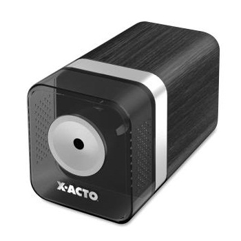 X-Acto Power3 1700 Series Walnut Electric Pencil Sharpener (EPI1716), X-Acto brand Image 1