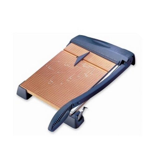 "X-Acto 24"" Heavy Duty Wood Guillotine Paper Cutter (EPI26364)"