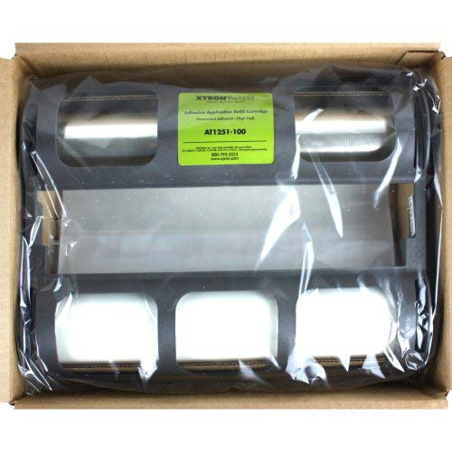 Xyron 1255 High Tack Adhesive Cartridge 100' (AT1251-100), Xyron brand Image 1