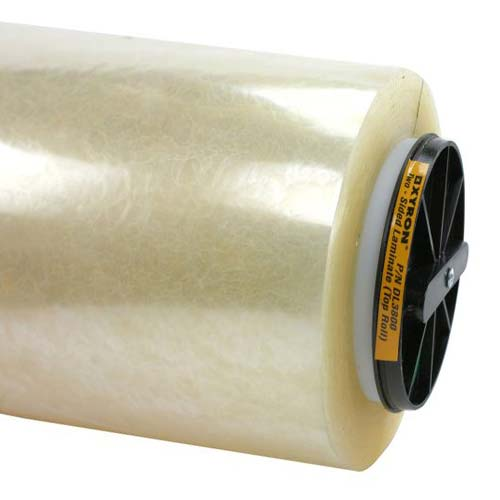 Xyron 2500 Matte Laminate / High Tack Adhesive Roll Set 300' (624667) Image 1