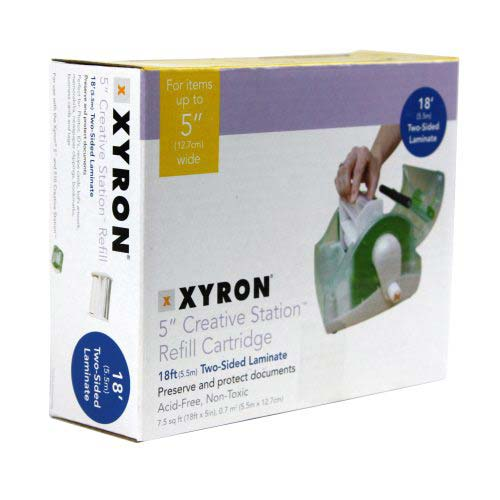 Xyron 510 Two-Sided Lamination Cartridge (DL1601-18) Image 1