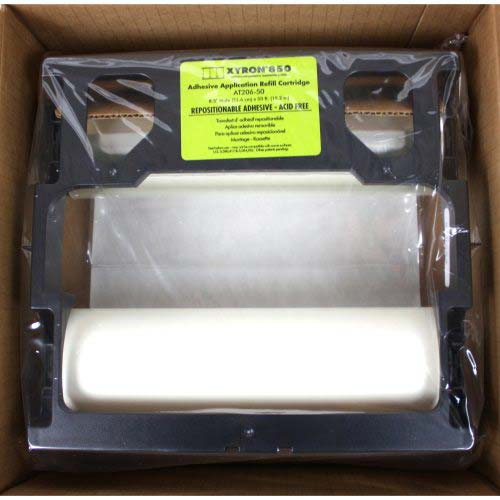 Xyron 850 Acid-Free Repositionable Adhesive Cartridge 50' (AT206-50)