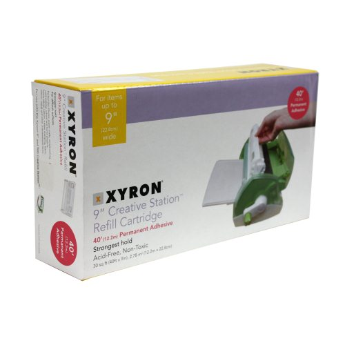 Xyron 900 Acid Free Permanent Adhesive Cartridge (AT905-40) Image 1