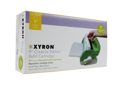 Xyron 900 Acid Free Repositionable Adhesive Cartridge (AT906-40) Image 1