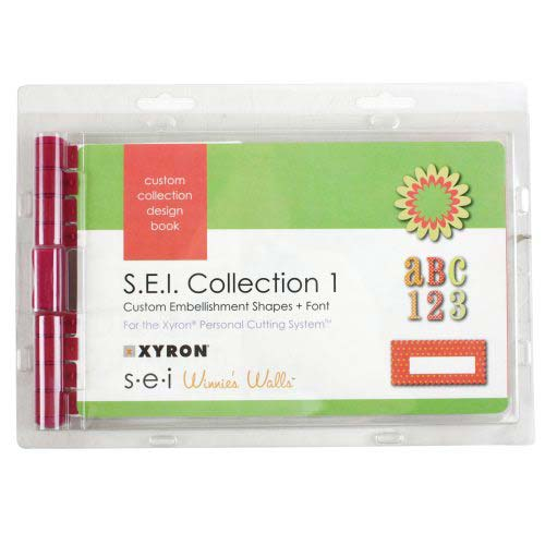 Xyron Personal Cutting System SEI Collection 1 (48438) Image 1