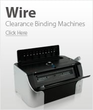 Wire Machines Clearance