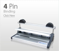 4 Pin Binding Machine