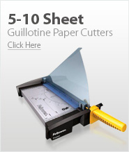 5-10 Sheet Cutting Capacity