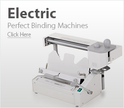 Electric Perfect Binding Machines