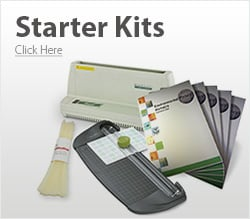 Perfect Binding Starter Kits