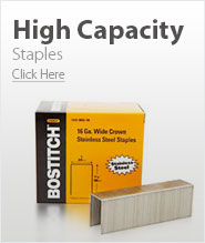 High Capacity Staples