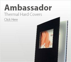 Coverbind Ambassador Hard Covers