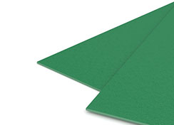 23mil Emerald Sand Poly Binding Covers