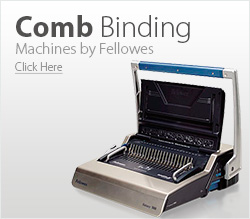 Fellowes Comb Binding Machines