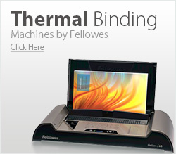 Fellowes Thermal Binding Machines