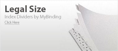 MyBinding Custom Index Tabs