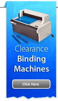 Clearance Binding Equipment