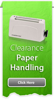Clearance Paper Handling