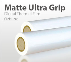 Digital Matte Laminating Film