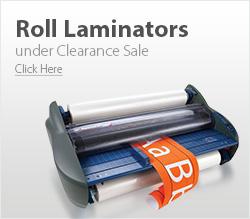 Clearance Roll Laminators