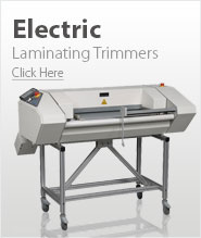 Electric Laminating Trimmers